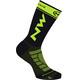 Northwave Extreme Light Pro Socks black/lime fluo
